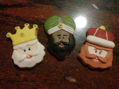galletas reyes magos reposteria galletas decoradas
