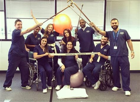 Physical Therapist Assistant Pay by Ft Lauderdale Held A Pinning Ceremony For The Physical