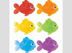 Colorful Fish Accents TCR3549 Teacher Created Resources