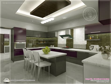 kitchen interior photos kitchen interior views by ss architects cochin kerala