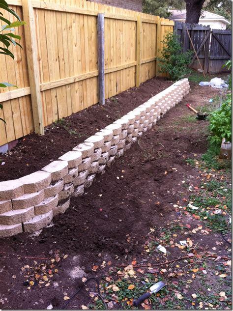 yard retaining wall ideas side yard idea for my new berry garden plants to grow containers ideas pinterest