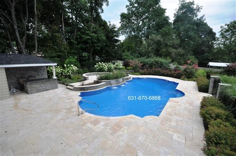 pool table stores on long island walnut travertine pool patio pavers french pattern