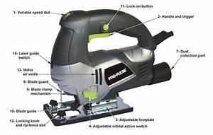 Jigsaw Tool Parts
