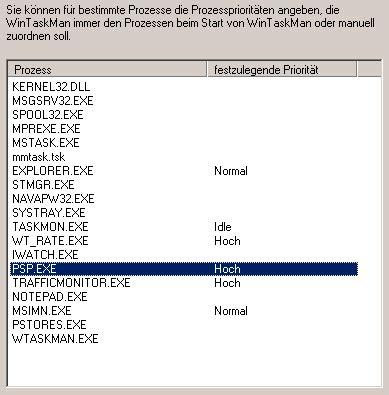 Wintaskman Der Taskmanager Für Windows 9598