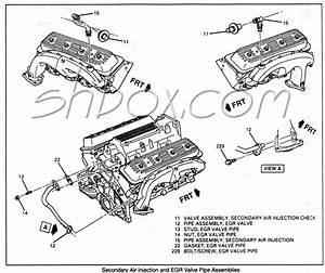 1985 Corvette Egr Valve Temp Sensor