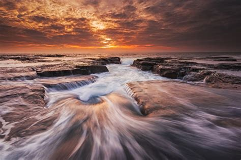 bilder von australien meer natur sonnenaufgaenge und