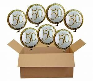 Deko Zum 1 Geburtstag : ballonsupermarkt geburtstag 50 deko luftballons aus folie 7 geburtstagsballons ~ Eleganceandgraceweddings.com Haus und Dekorationen
