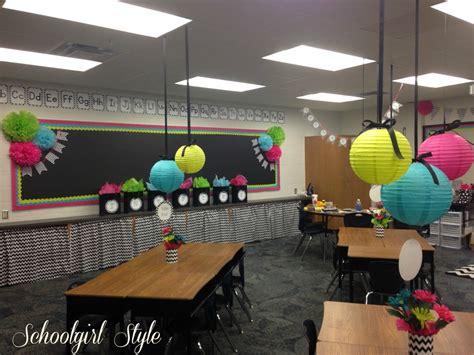 Karen Marinelli's Classroom Makeover Schoolgirlstyle