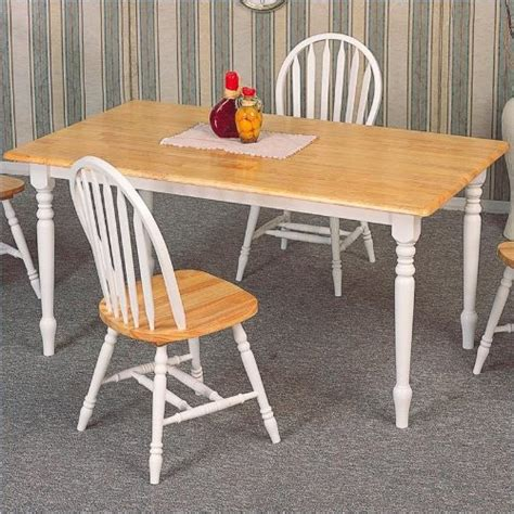 dining table butcher block top dining table