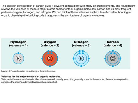 ppt chapter 4 carbon and the molecular diversity of powerpoint presentation id 6336469