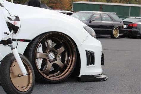 bronze work wheels  white subaru wheels