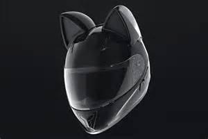 motorcycle helmet with cat ears nitrinos neko motorcycle helmet