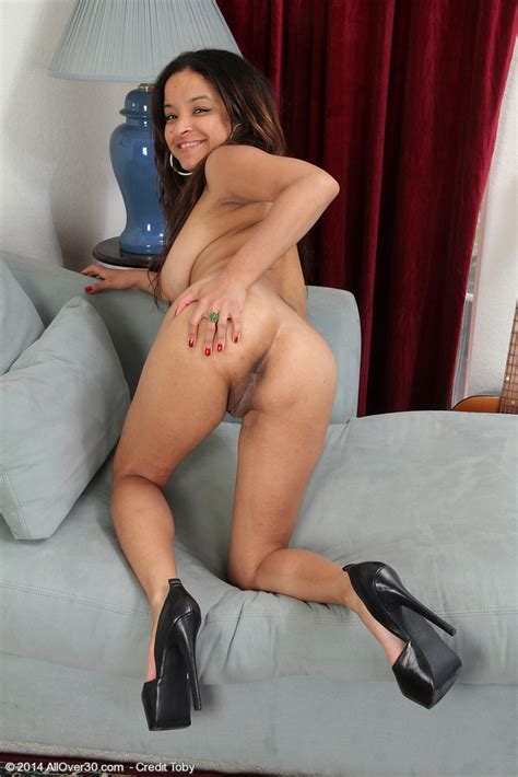Petite And 32 Year Old Vera Waang Showing Off Her Big Clit