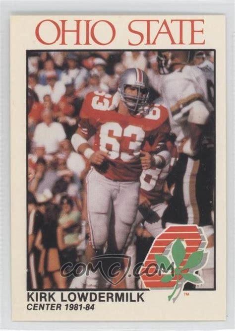 Kirk Lowdermilk - Google Search   Ohio state football ...