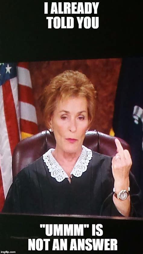 Judge Judy Memes - judge judy imgflip