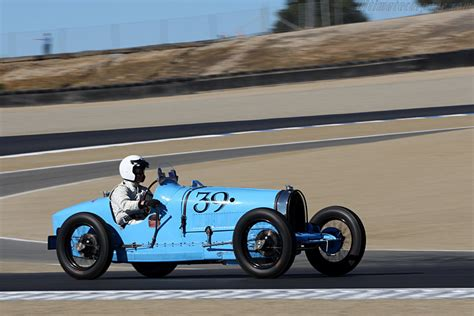 Bugatti Type 39A - Chassis: 4810 - 2007 Monterey Historic ...