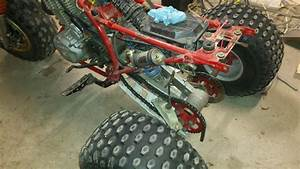 350x 400ex Transplant Build