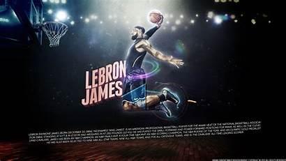 Lebron James Wallpapers Dunk Nba Dunking Basketball