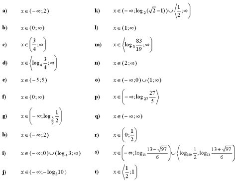 Worksheet Exponential Equations Answers Rcnschool