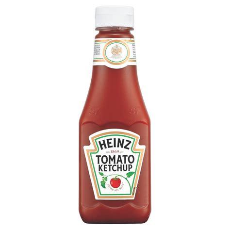white chocolate heinz tomato ketchup 342g sauce sauces