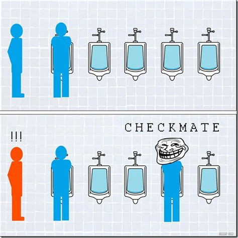Urinal Checkmate Meme - the male bathroom checkmate chess forums chess com