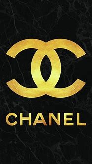 Chanel - Black And Gold - Lifestyle And Fashion Poster by ...