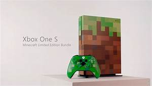 Noticia - [Gamescom 2017] Nueva Xbox One S Minecraft ...