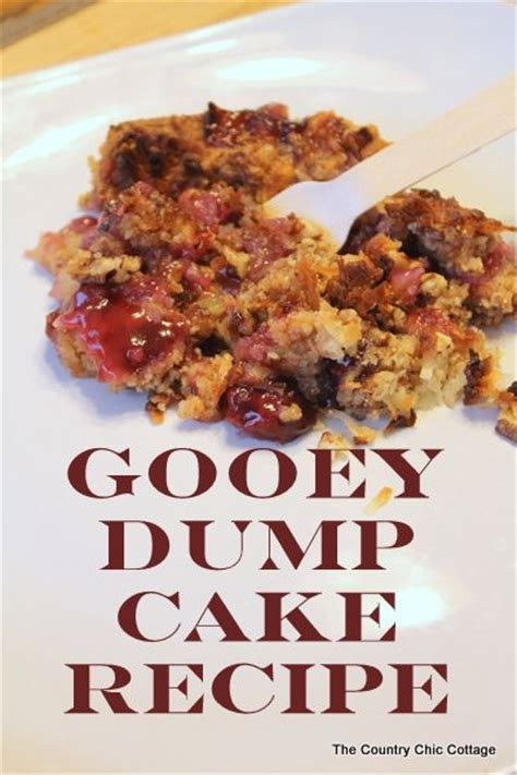 dump cake recipes butter coconut and cake mixes on pinterest
