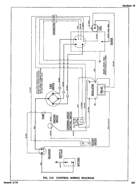 1996 Ez Go Wiring Diagram by 1996 Ez Go Wiring Diagram Sle