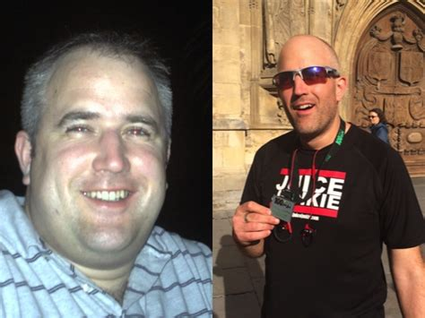 From Fat Boy To Athlete (the Power Of Juicing