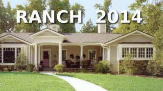 ranch style house plans wrap around porch ff