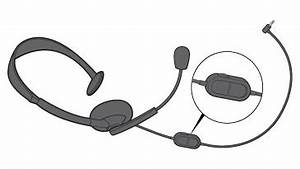 Xbox 360 Wired Headset Chat On Xbox Live Xbox Wired