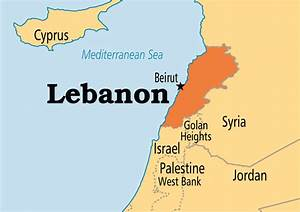 Lebanon Operation World