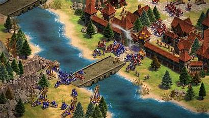 Empires Age Definitive Edition Ii Games 1080p