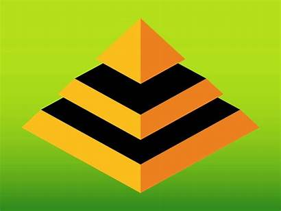 Pyramid Abstract Vector Graphics Shapes Geometric Freevector
