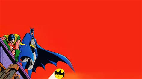 The Adventures Of Batman & Robin Hd Wallpaper Background