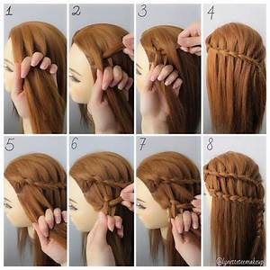 ladder braid tutorial step by step - Google Search | girls ...