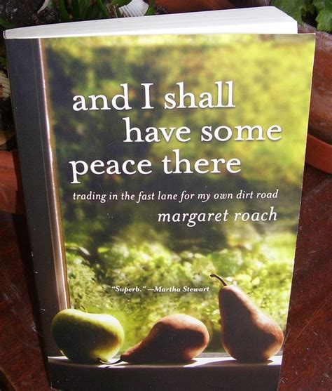 And I Shall Some Peace There Book Gardening And review quot and i shall some peace there quot a book by