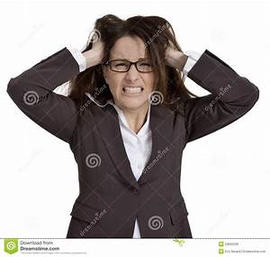 Frustrated Businesswoman Royalty Free Stock Photos - Image ...