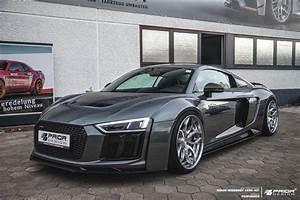 Audi R8 V10 Plus : pd800wb audi r8 v10 plus is prior 39 s widebody goodness ~ Melissatoandfro.com Idées de Décoration