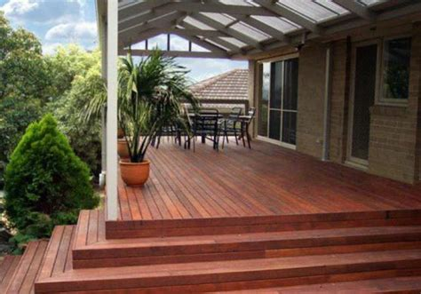 rustic ceiling fans elevated decking design ideas get inspired by photos of
