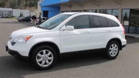 2008 Honda Cr-v, Whi/white