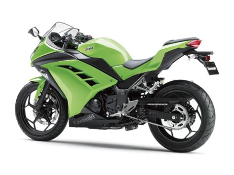 Kawasaki Ninja 250 Updated For 2013