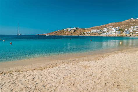Top 8 Best Beaches To Visit On Mykonos Island Greece