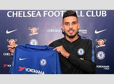 Chelsea have completed the signing of defender Emerson