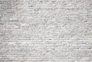 Mur Brique Blanc : blanc grunge mur de briques de base 155641904 decomurale inc ~ Mglfilm.com Idées de Décoration