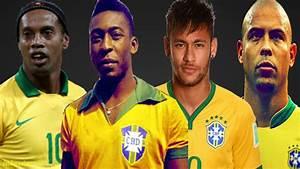 Elegant Cristiano Ronaldo Vs Messi Vs Neymar Vs Ronaldinho ...