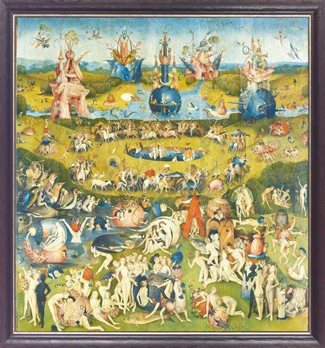 Der Garten by Der Garten Der L 252 Ste Hieronymus Bosch 1450 1516 I F 252 R