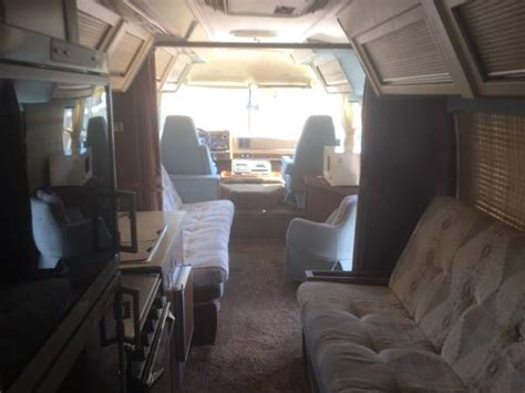 rvs  airstream  foot excella motorhome  sale
