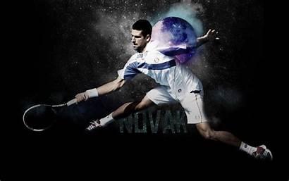 Djokovic Novak Wallpapers Sports Background Players Personalities